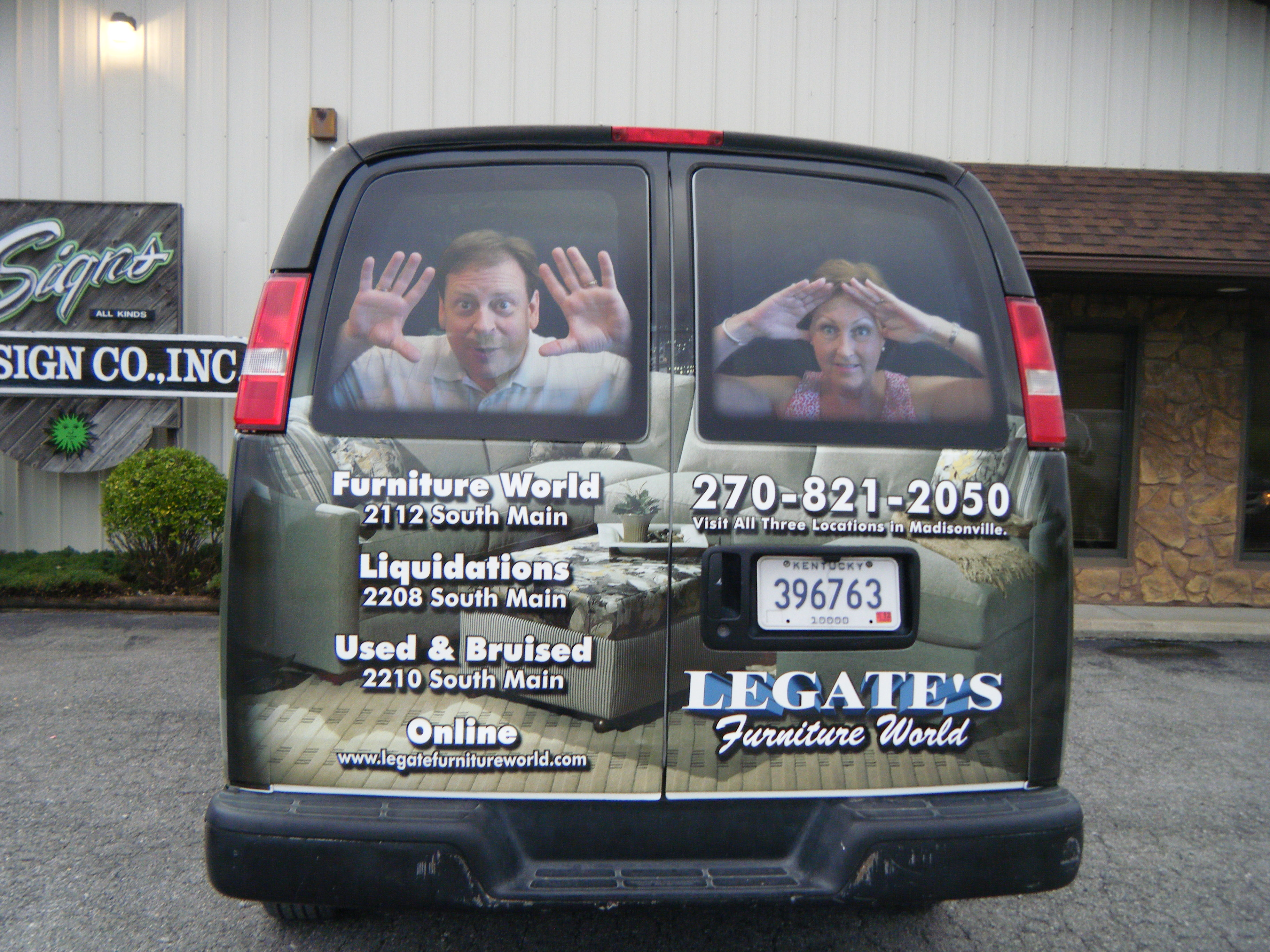 We specialize in large and small scale graphics such as vehicle vinyl banners highway bulletins canopy graphics and basic door lettering. & A u0026 B Sign Inc. Graphics